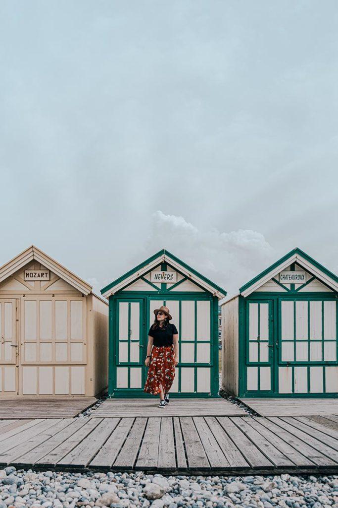 Baie de Somme Cayeux-sur-mer cabanes Audrey Refuse to hibernate