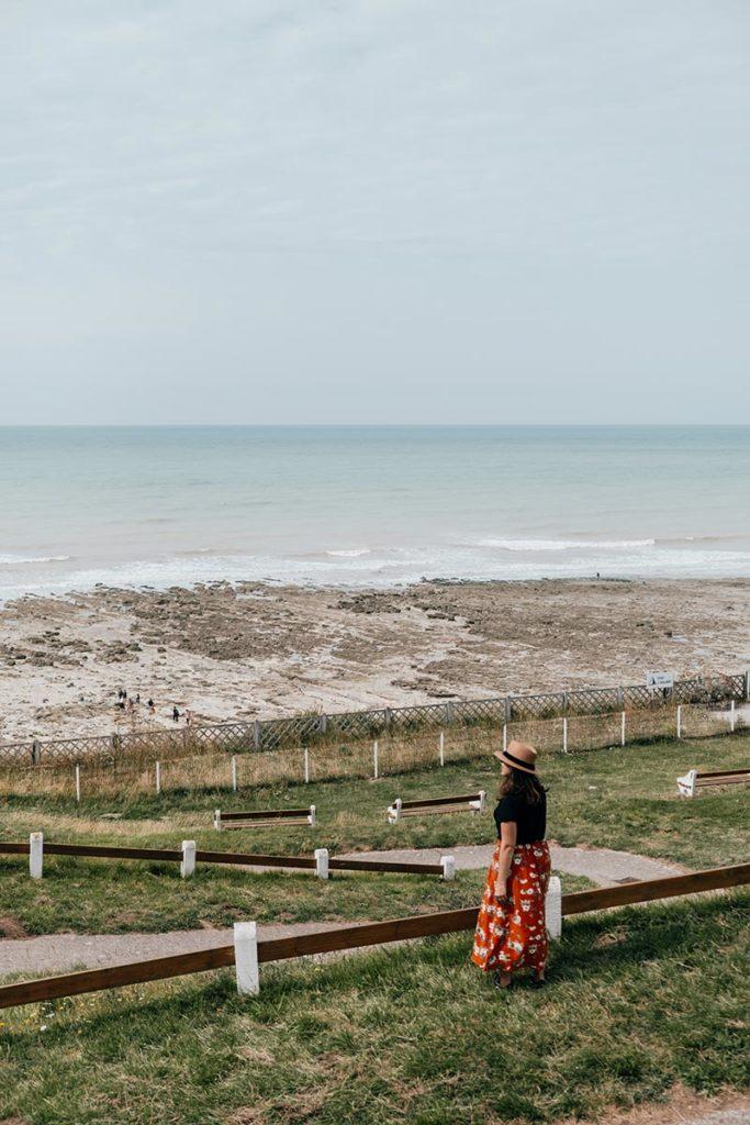 Baie de Somme plage du Bois de Cise Audrey Refuse to hibernate