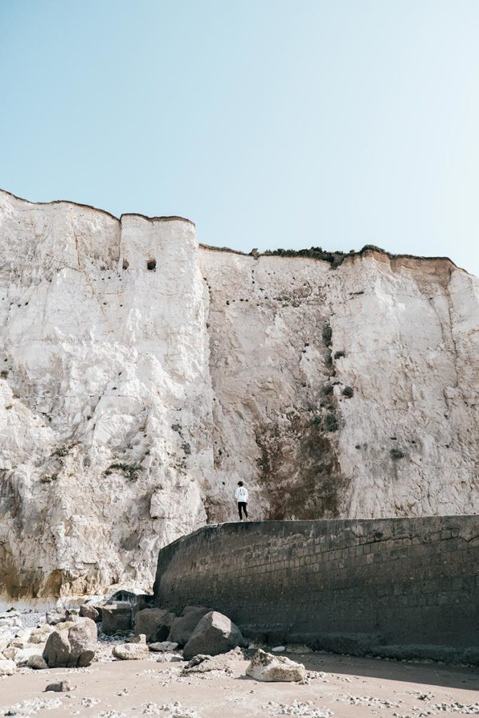 Baie de Somme plage du Bois de Cise Mickael Refuse to hibernate
