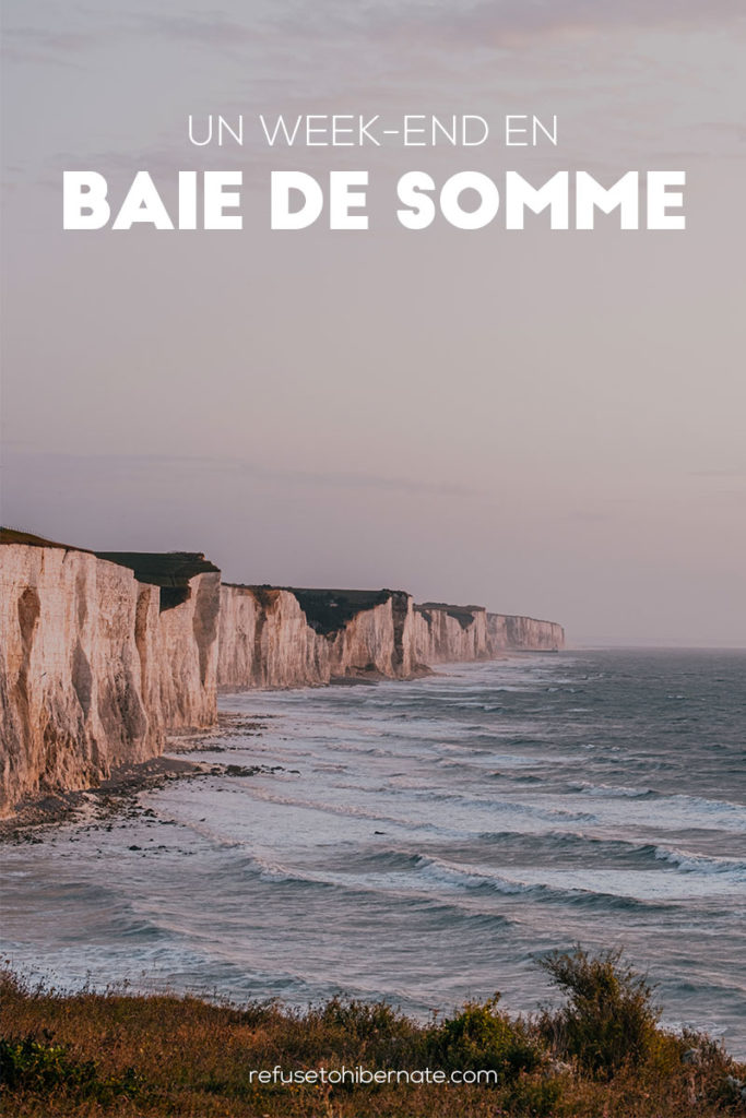 Baie de Somme week-end Pinterest