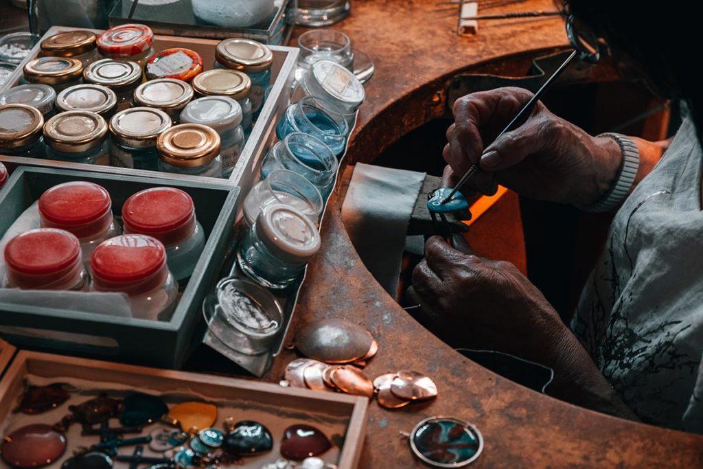 Pforzheim visiter Musée de la bijouterie et de l'horlogerie démonstration Refuse to hibernate