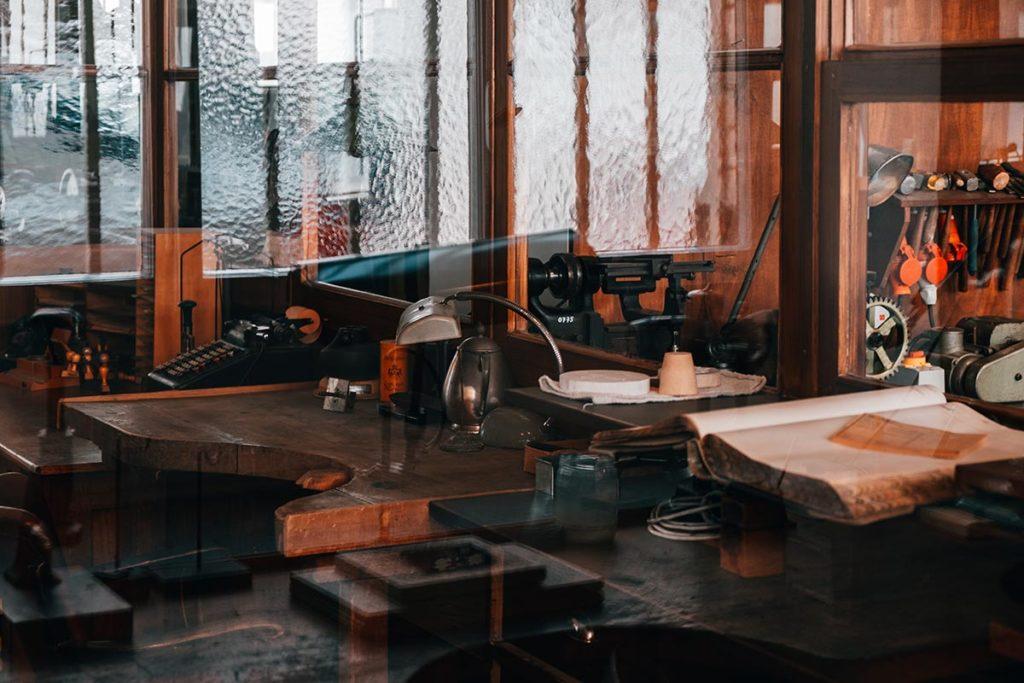 Pforzheim visiter Musée de la bijouterie et de l'horlogerie intérieur Refuse to hibernate