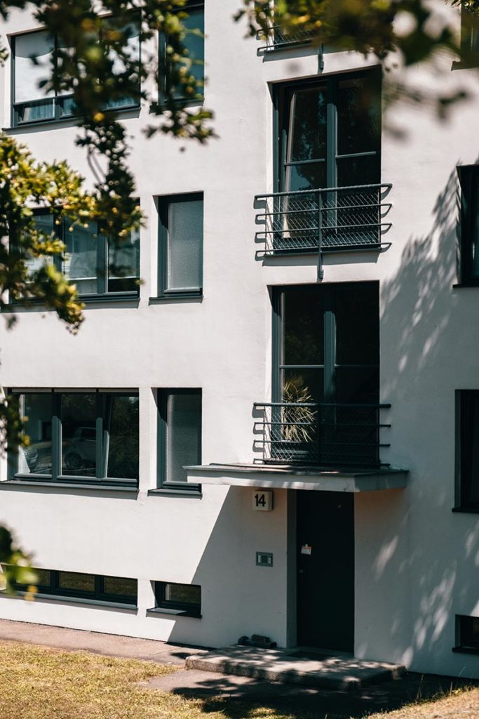 Stuttgart visiter en 1 jour Cité Weissenhof logements Refuse to hibernate