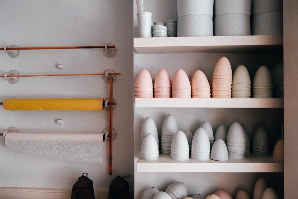 Ulm visiter en 2 jours Café Animo poterie Refuse to hibernate