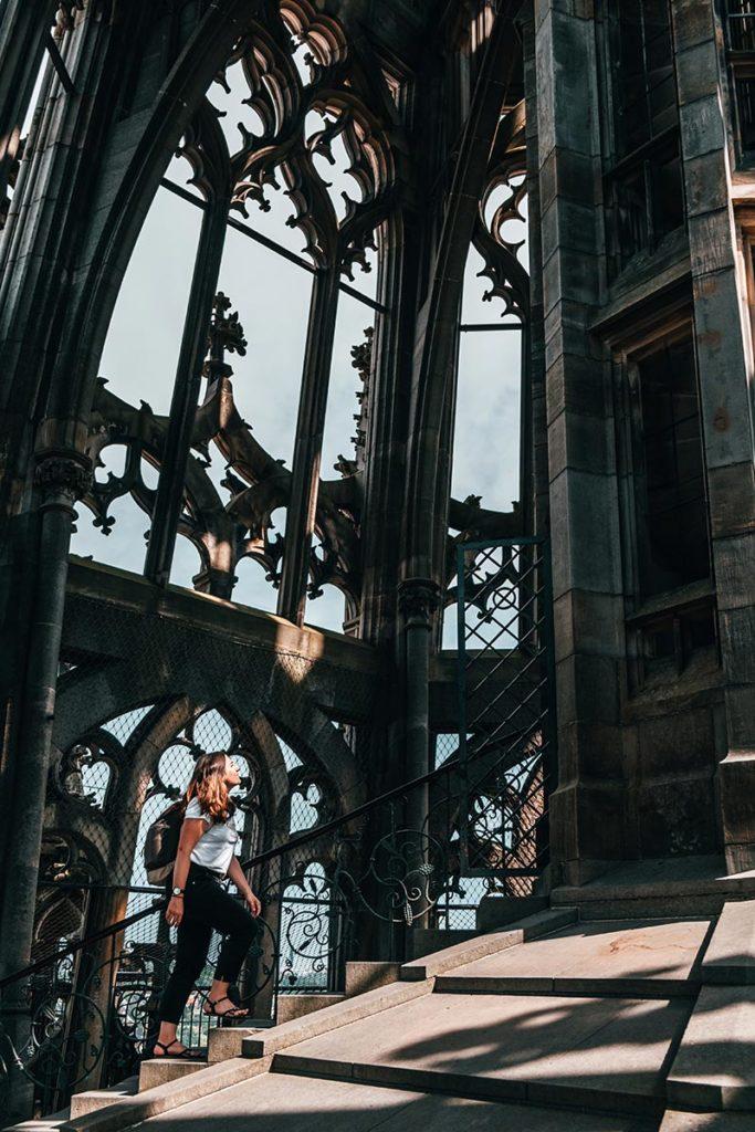 Ulm visiter en 2 jours Cathédrale clocher Audrey Refuse to hibernate