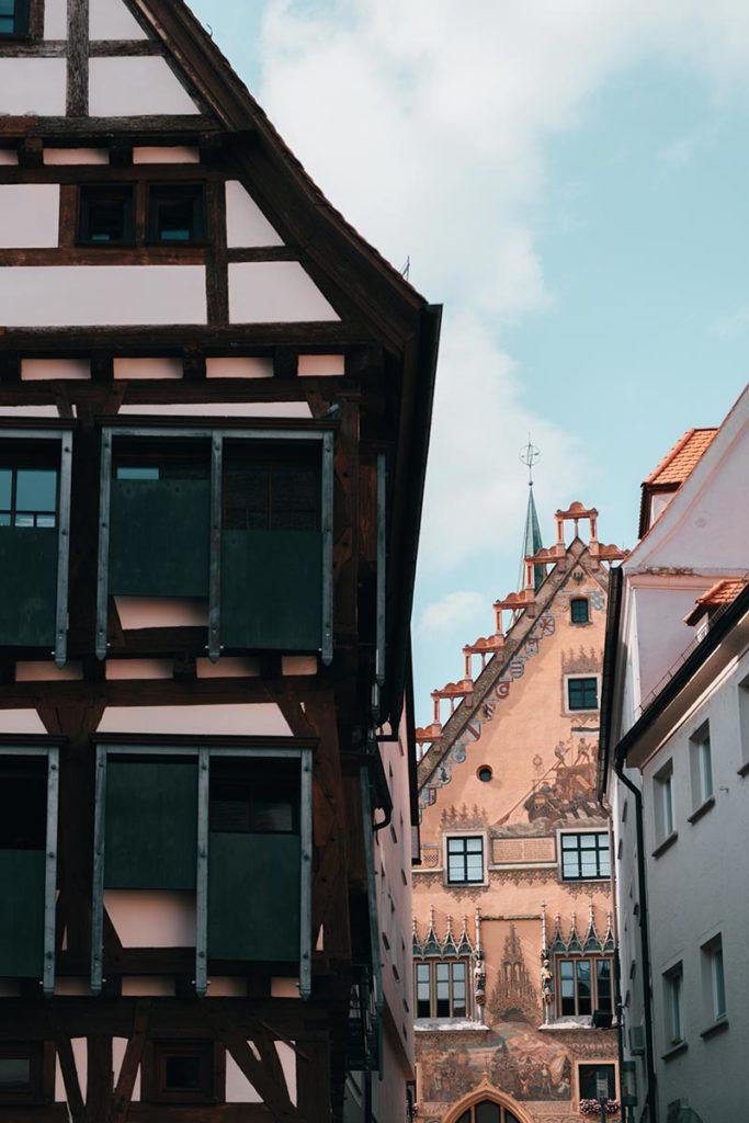 Ulm visiter en 2 jours centre-ville Refuse to hibernate