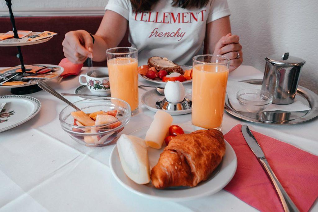 Ulm visiter en 2 jours hôtel Am rathaus petit-déjeuner Refuse to hibernate