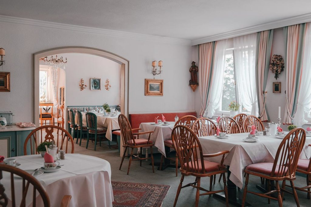Ulm visiter en 2 jours hôtel Am rathaus salle petit-déjeuner Refuse to hibernate