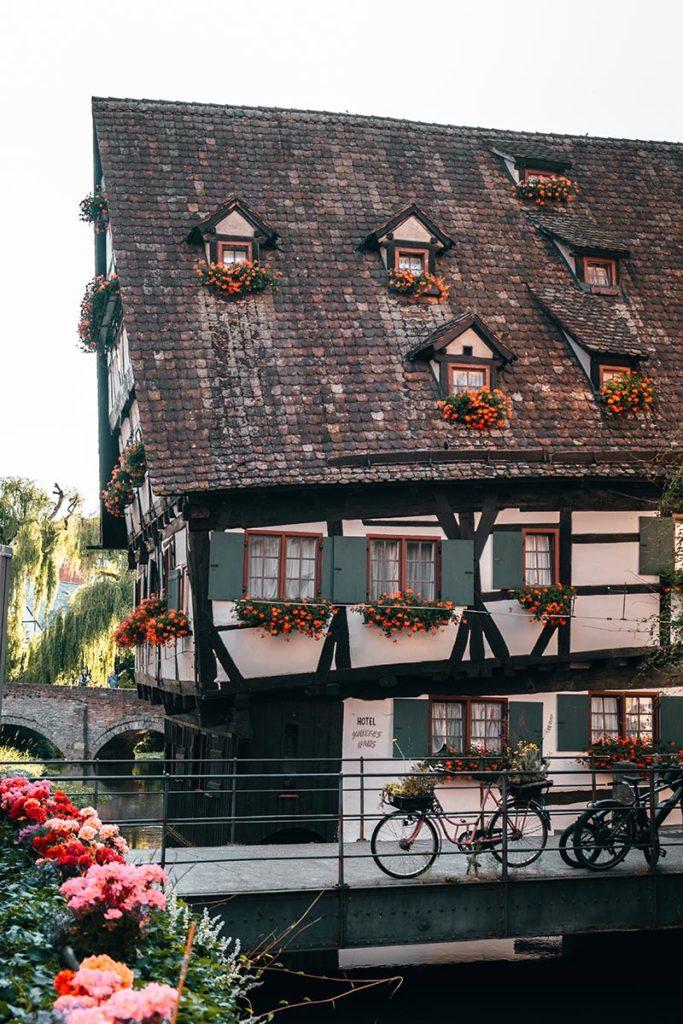 Ulm visiter en 2 jours hôtel Schiefes Haus Refuse to hibernate