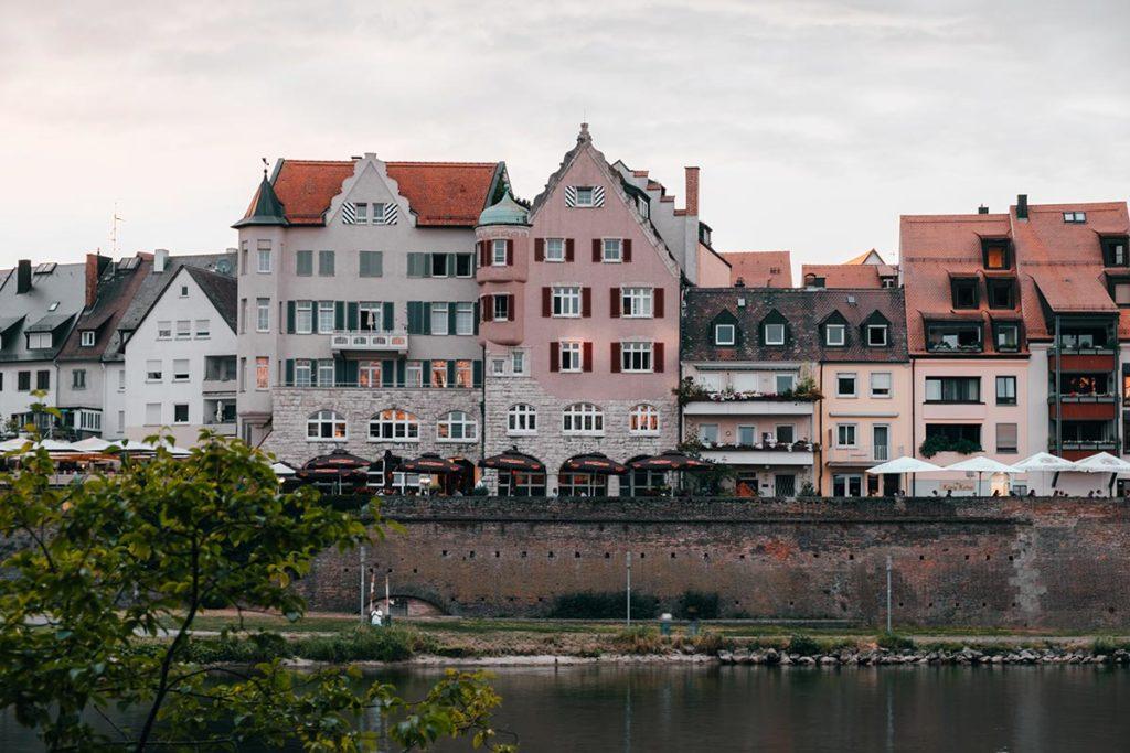 Ulm visiter en 2 jours maisons bords du Danube Refuse to hibernate