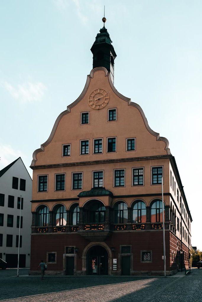 Ulm visiter en 2 jours musée municipal Refuse to hibernate
