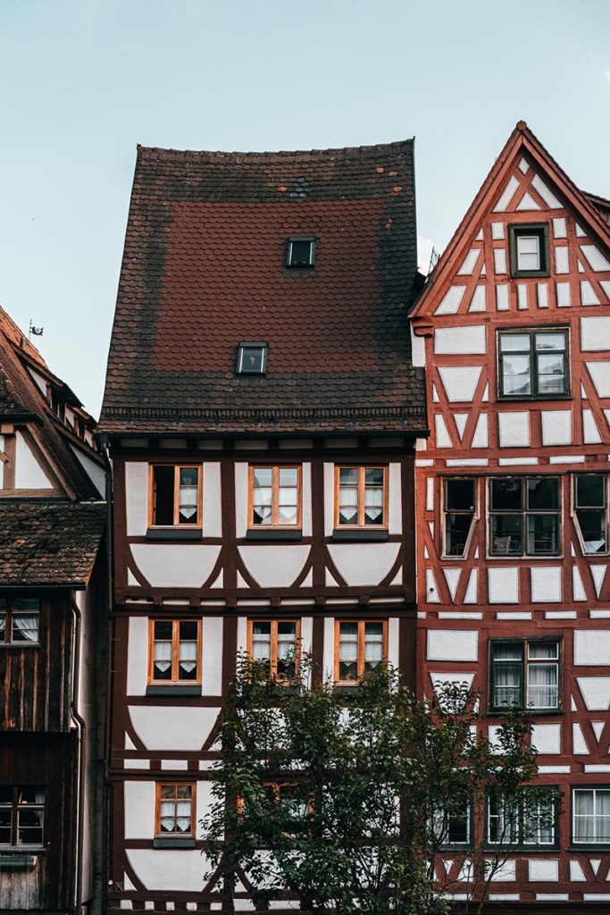 Ulm visiter en 2 jours quartier des pêcheurs maisons à colombages Refuse to hibernate