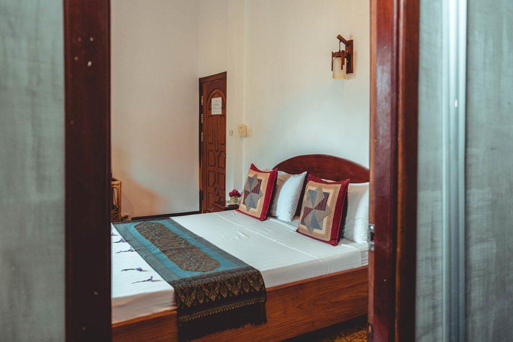 Battambang Hotel Sangker Villa chambre Refuse to hibernate