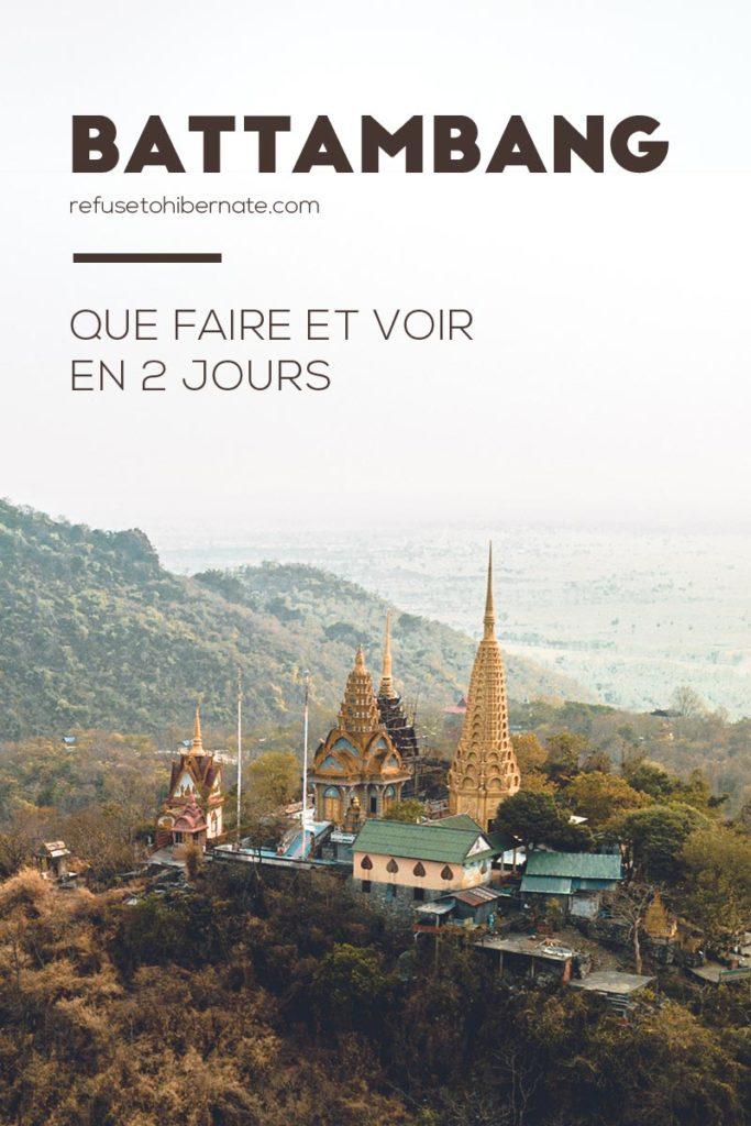 Battambang que faire et voir en 2 jours Pinterest