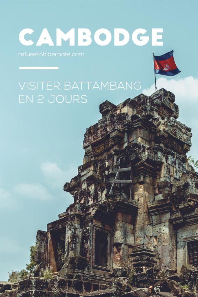 Battambang visiter en 2 jours Pinterest
