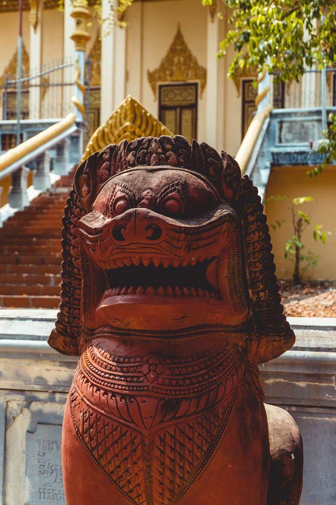 Battambang Wat Samrong Knong Refuse to hibernate