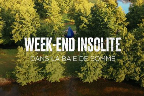 vidéo Baie de Somme week-end insolite Refuse to hibernate