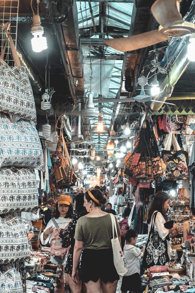 Art Center Night Market Siem Reap Refuse to hibernate