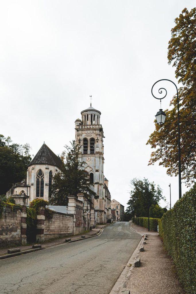 église Saint-Sulpice de Pierrefonds Oise