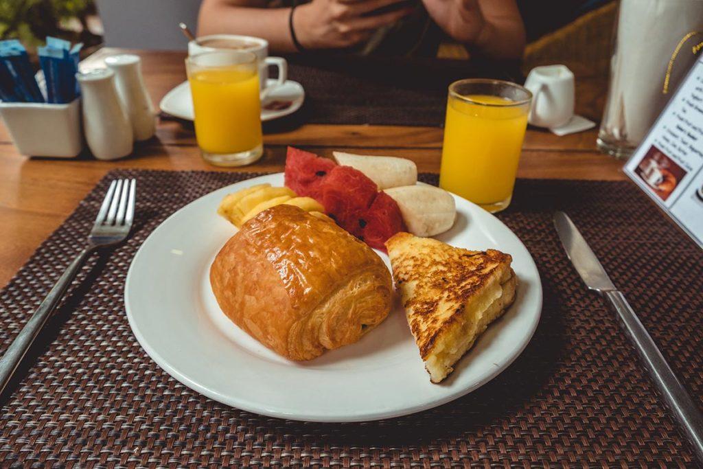 Hotel Residence 101 petit-déjeuner Siem Reap Refuse to hibernate