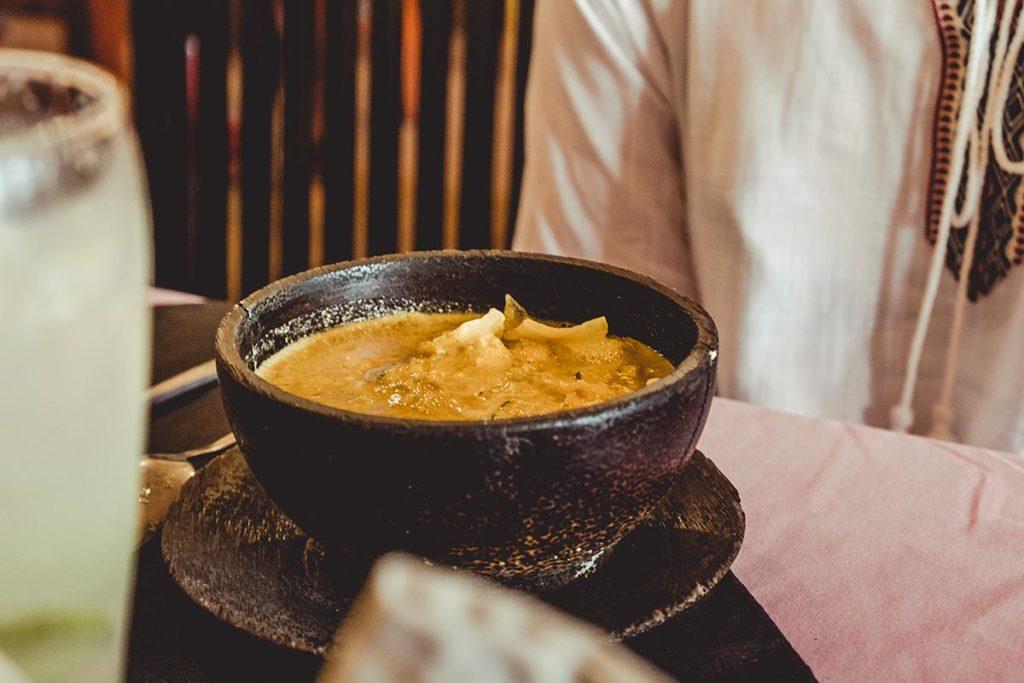 Kolab Angkor restaurant soupe Refuse to hibernate
