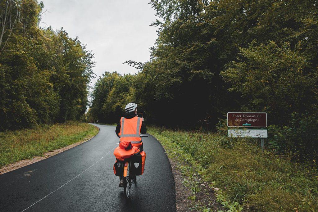 Marelune vélo forêt de Compiègne