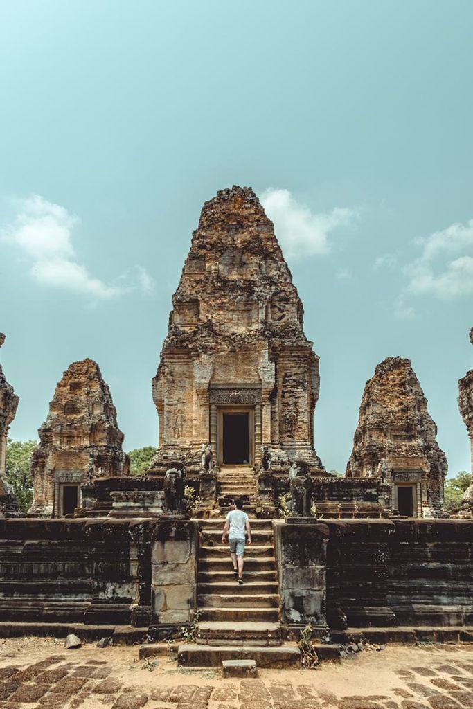 Mebon oriental temples d'Angkor Mickaël Refuse to hibernate
