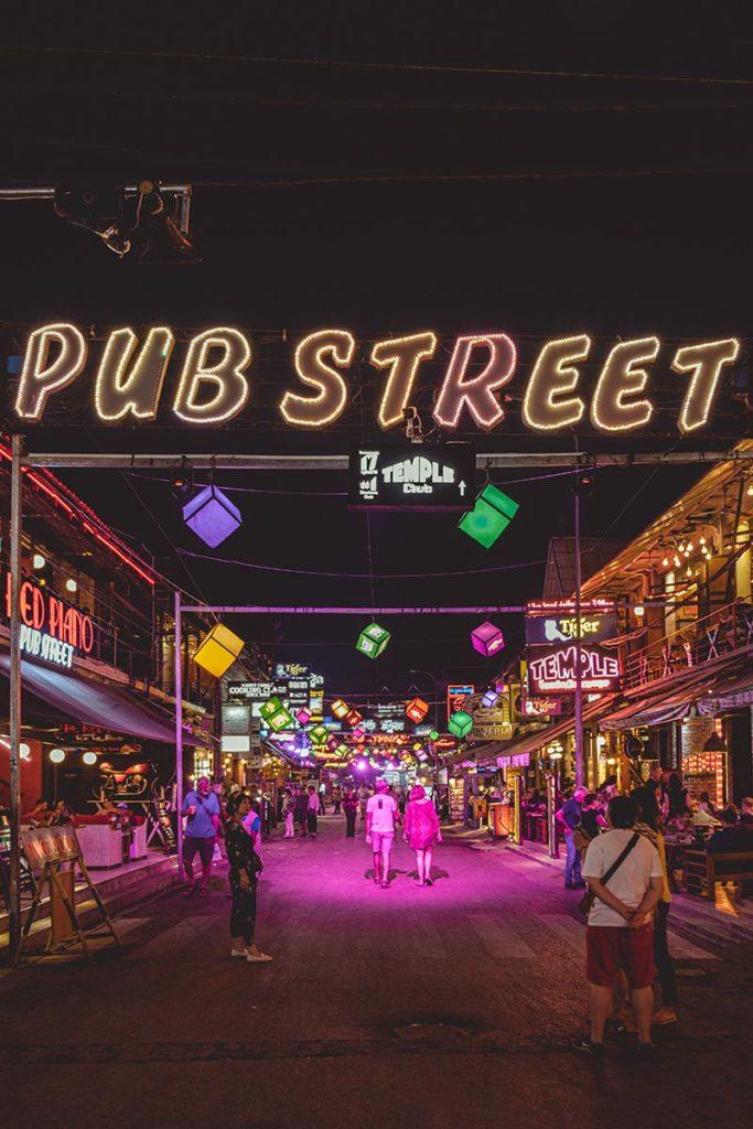 Pub Street Siem Reap Refuse to hibernate
