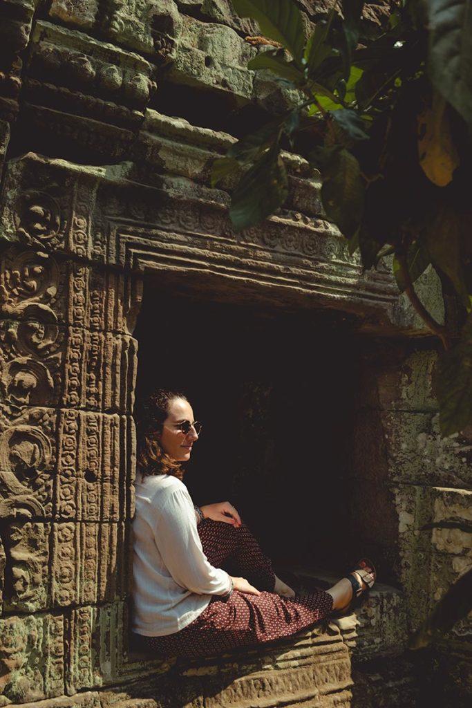 Quoi porter comme vêtements temples d'Angkor refuse to hibernate