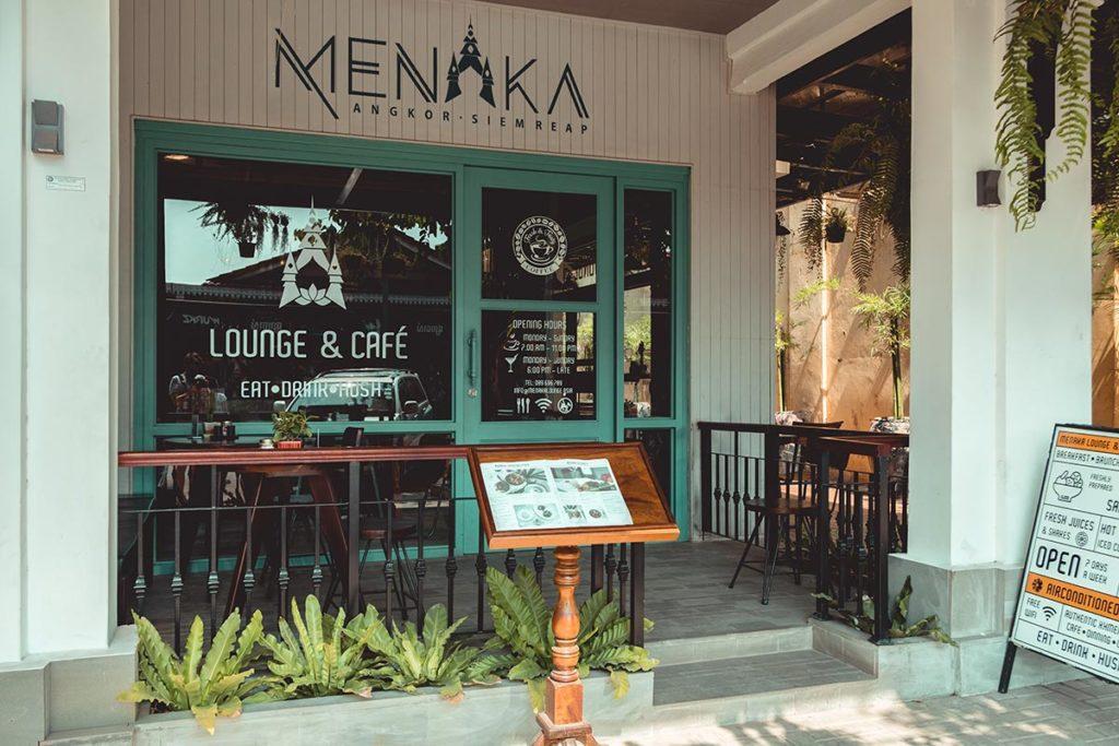 restaurant Menaka Siem Reap Refuse to hibernate