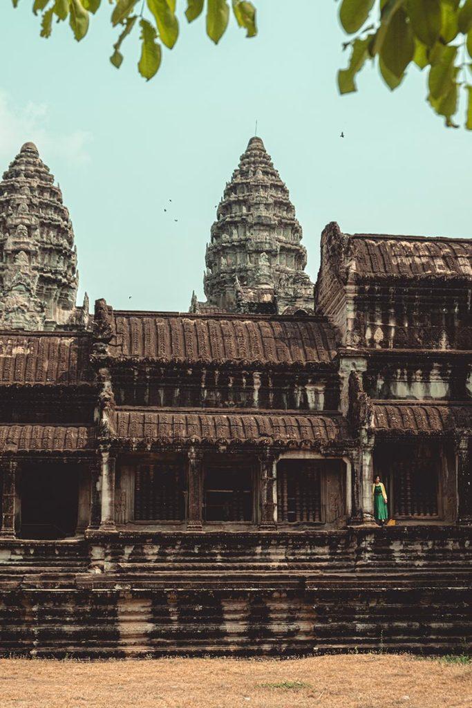 Temple d'Angkor Wat Refuse to hibernate