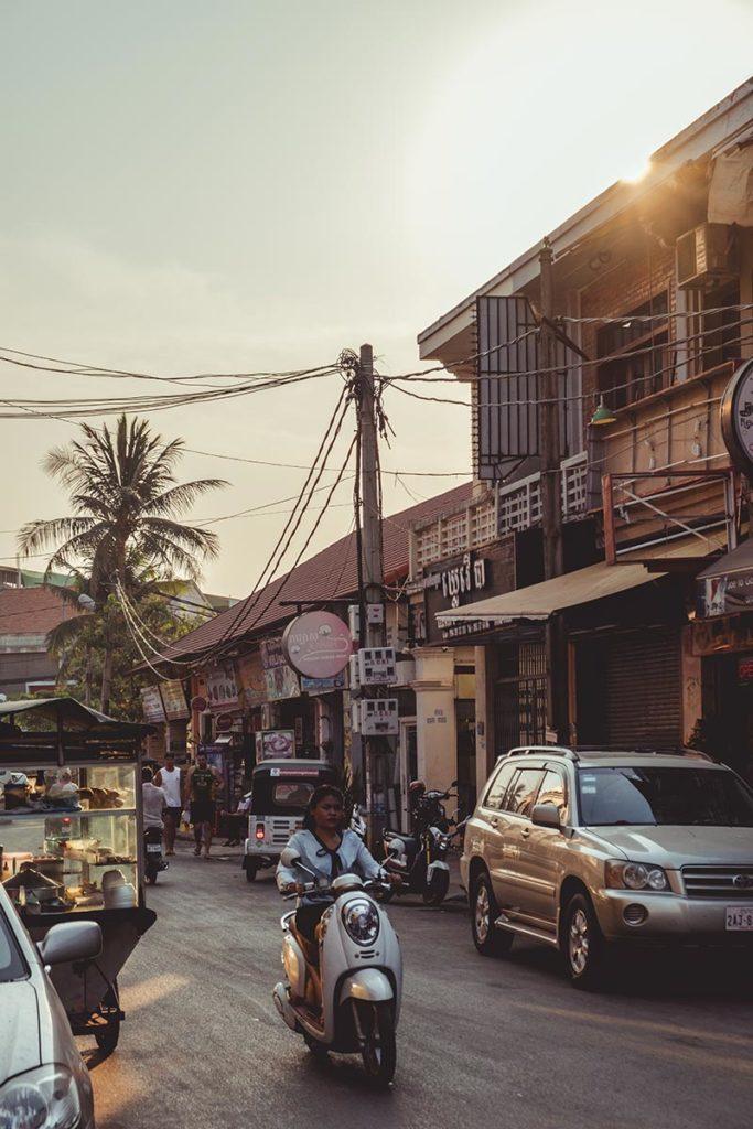 visite de Siem Reap coucher de soleil Refuse to hibernate