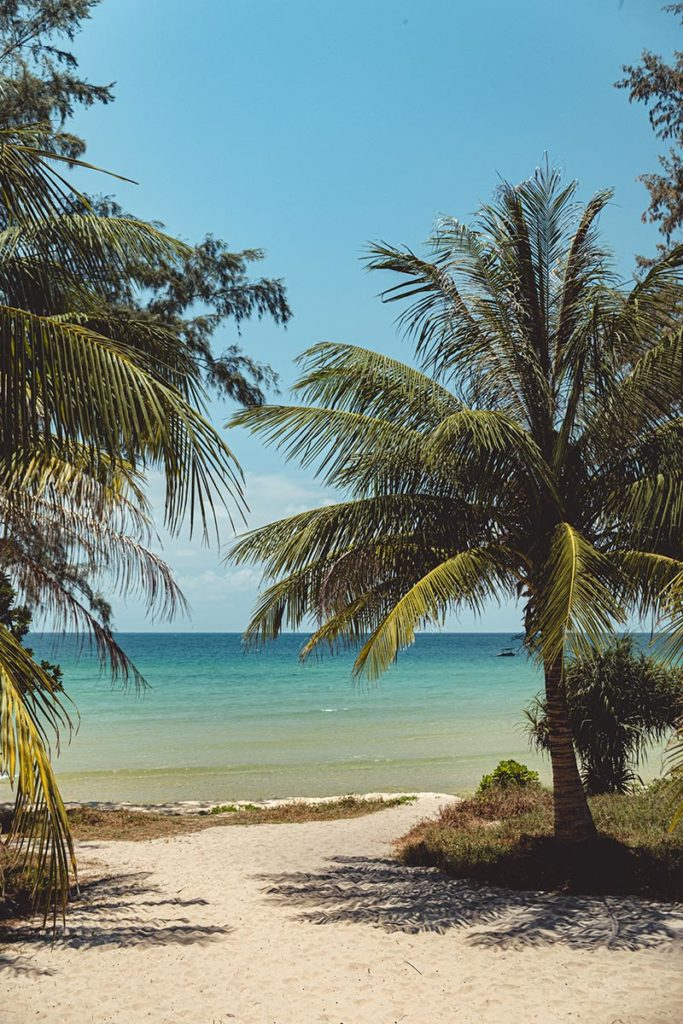 Lazy Beach Koh Rong Samloem Refuse to hibernate