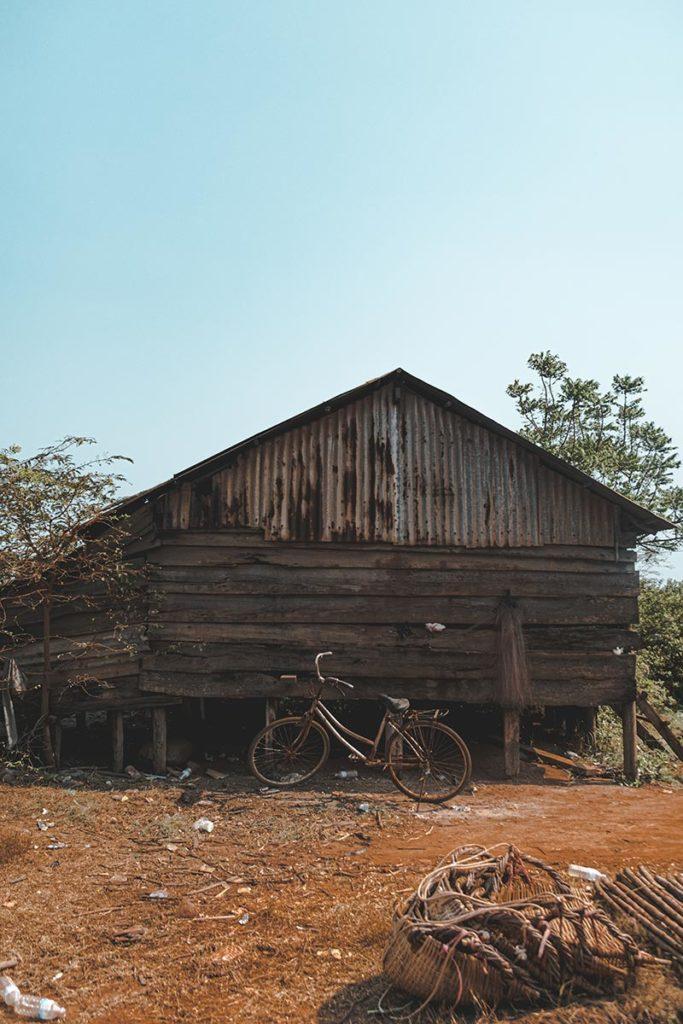 maison de saliculteur Kampot Refuse to hibernate