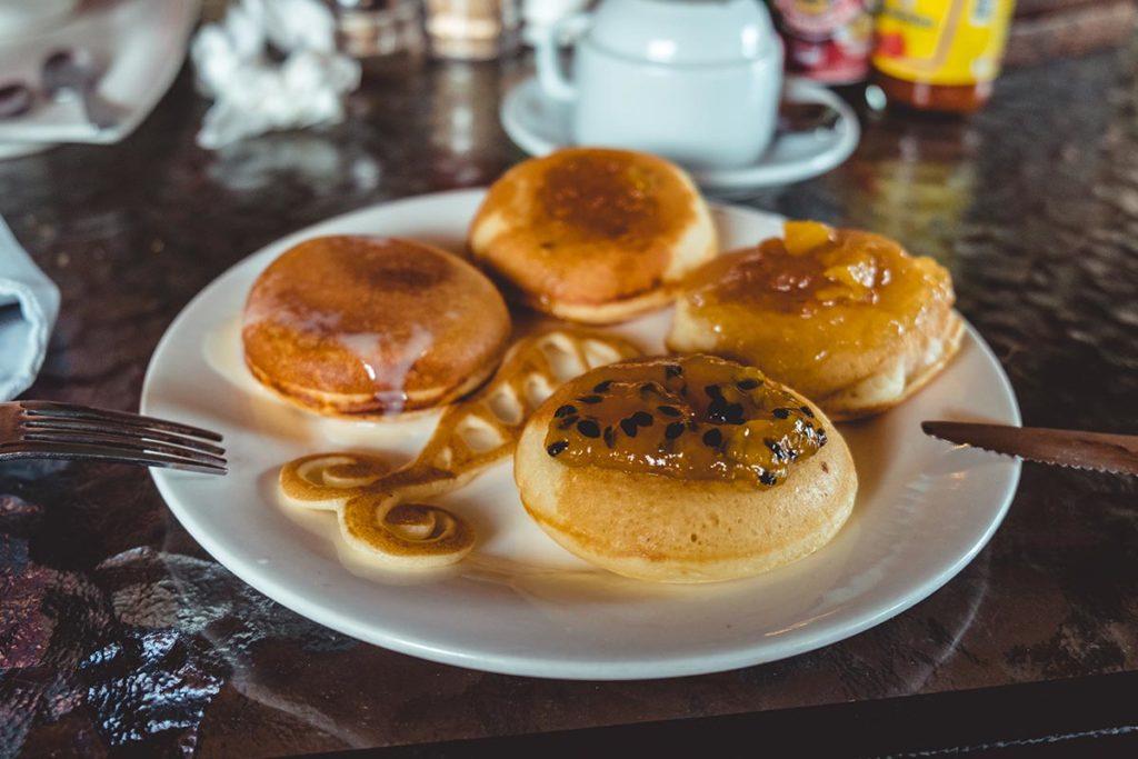 Sweet Dreams Samloem pancakes Koh Rong Samloem Refuse to hibernate