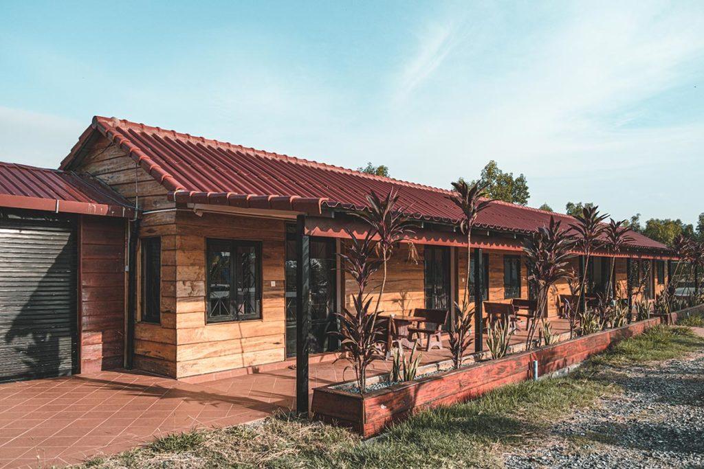 Villa Vedici chambre double supérieur Kampot Refuse to hibernate