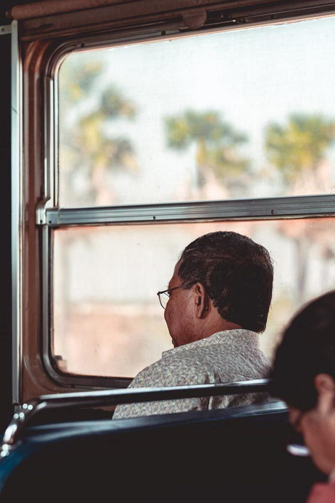 voyageur du train Phnom Penh Kampot Refuse to hibernate