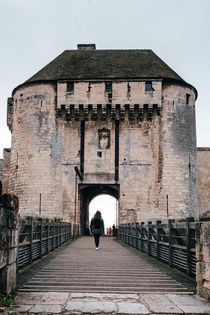 château de Caen Refuse to hibernate