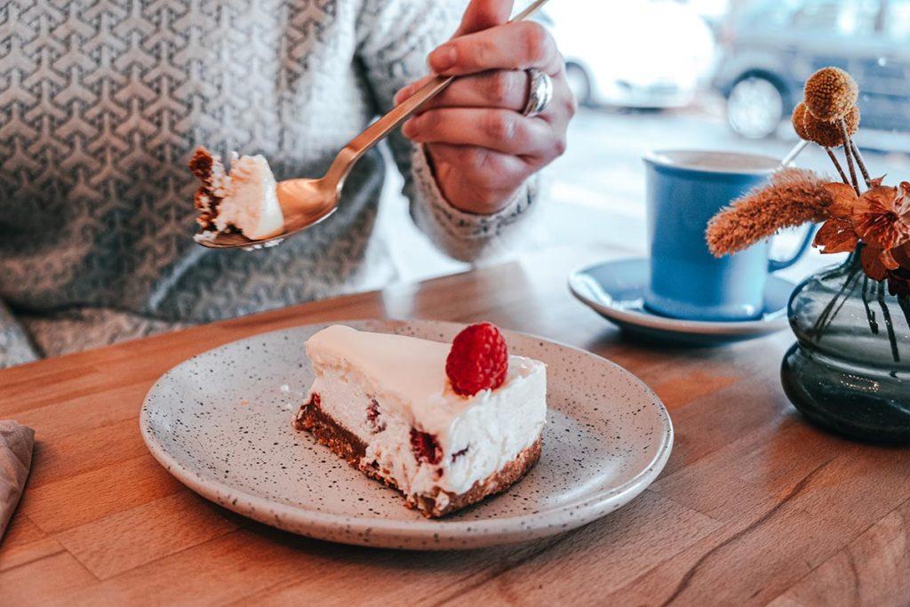 cheese cake Desserts Keys & Co Caen Refuse to hibernate