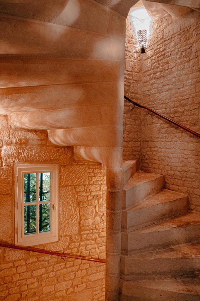 Clos Saint-Martin escalier Caen Refuse to hibernate
