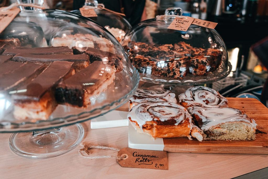 Desserts Keys & Co Caen Refuse to hibernate