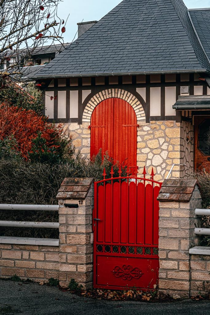 maison Ouistreham Refuse to hibernate