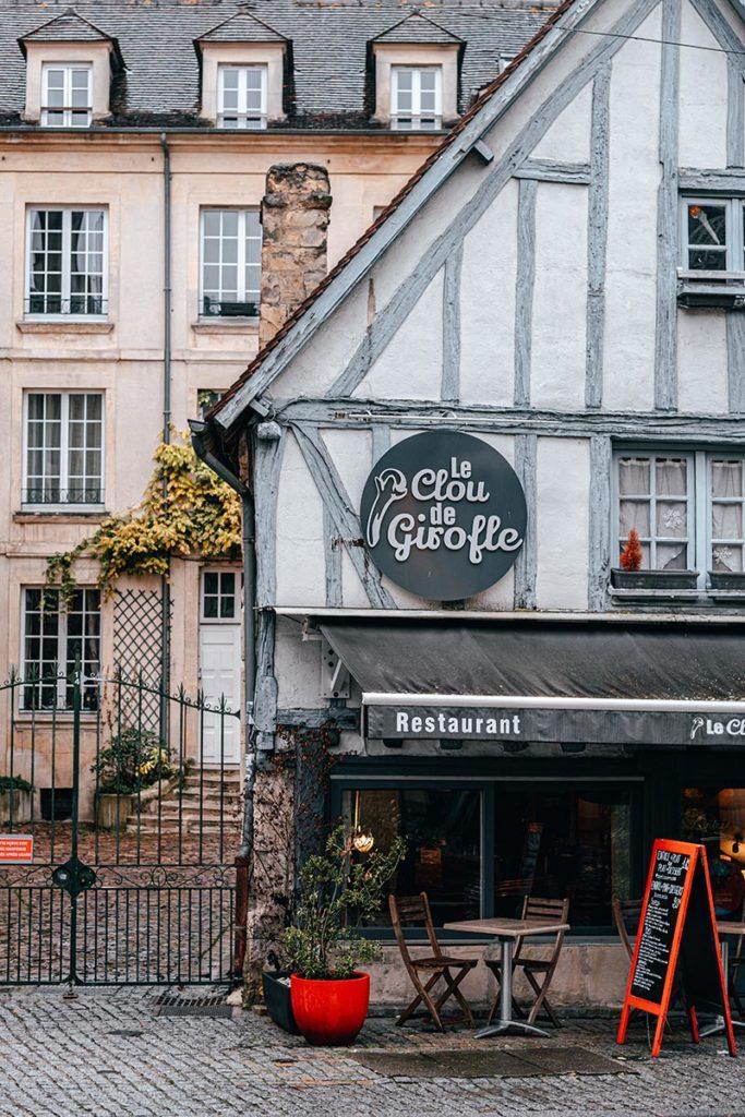 restaurant à colombages Caen Refuse to hibernate