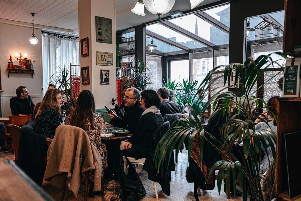 restaurant Dolly's salle Caen Refuse to hibernate