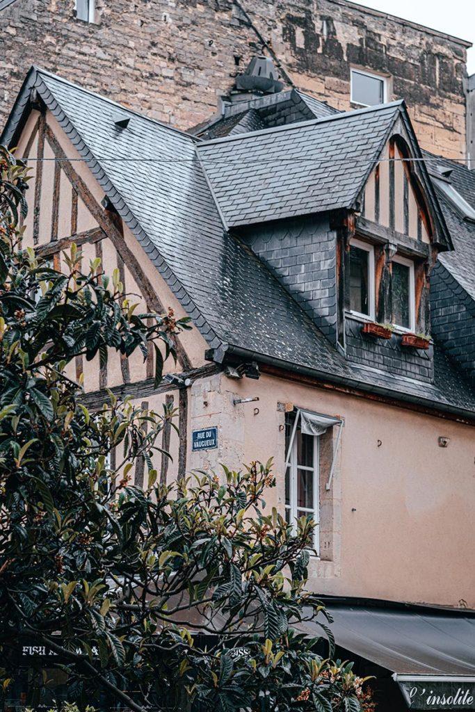 rue Vaugueux Caen Refuse to hibernate