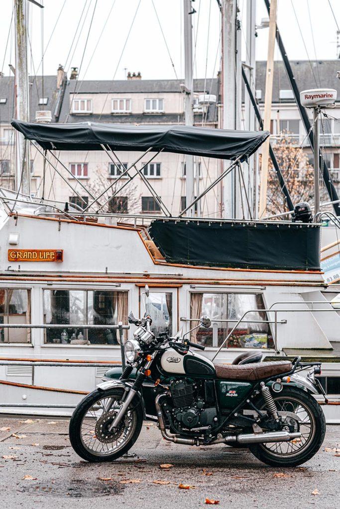 sidecar port Caen Refuse to hibernate