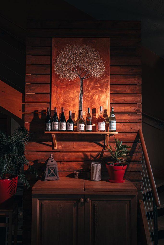 domaine du Bugnon vins Jura
