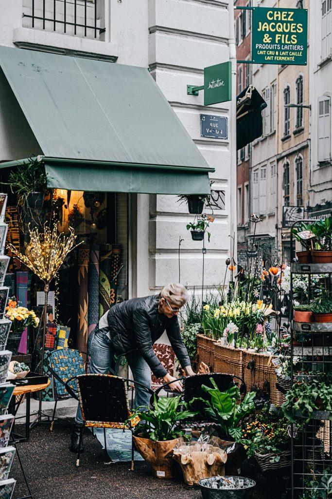 fleuriste Marseille Provence Gastronomie Refuse to hibernate