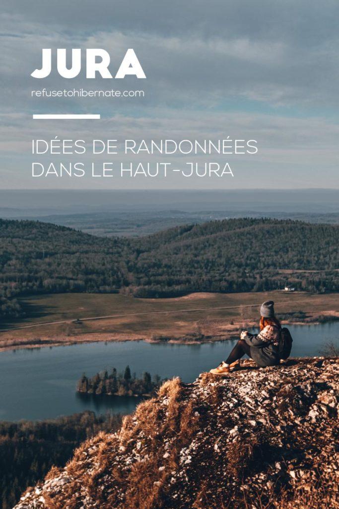 Jura idées randonnées Pinterest