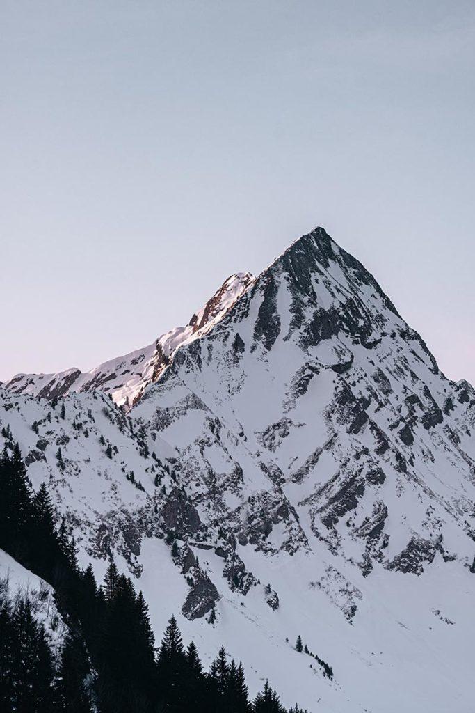 montagne Rock d'Enfer Alpes du Léman Refuse to hibernate